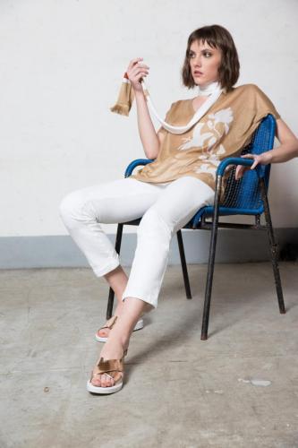 Sciarpa Egisto - Maglia Efisto - Pantalone Ontaris